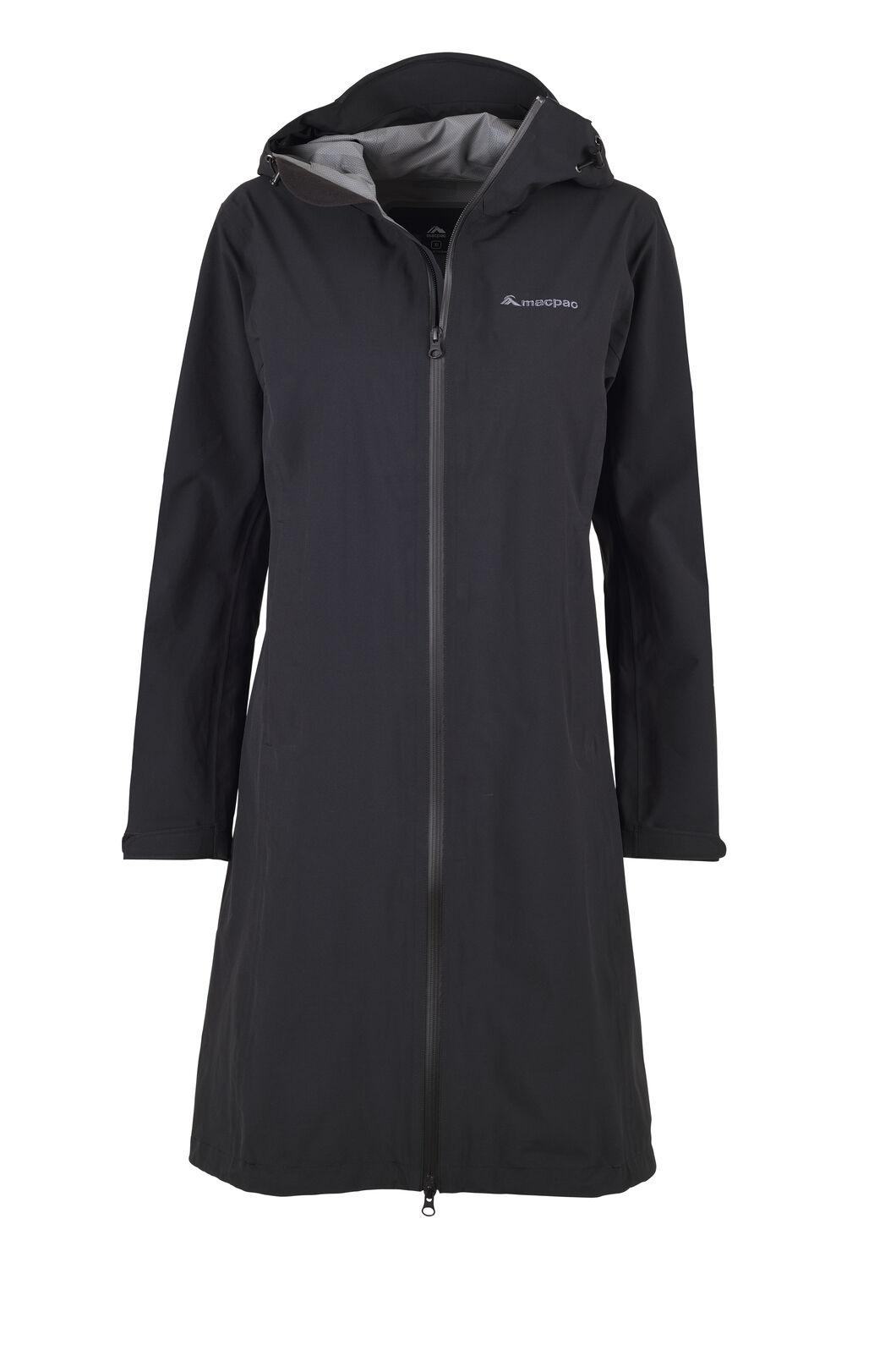 Macpac Dispatch Coat - Women's, Black, hi-res