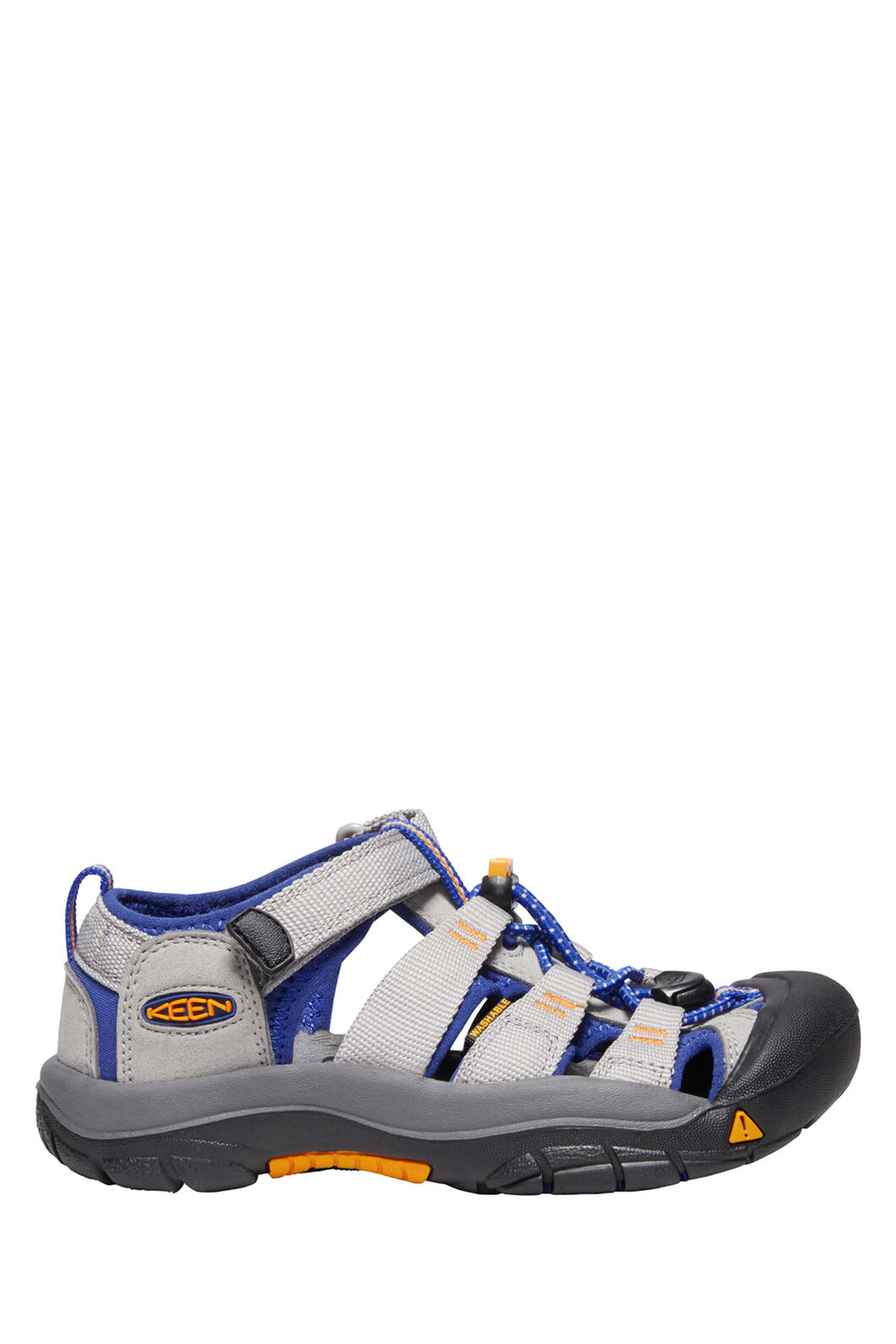 KEEN Newport H2 Sandals — Youth, Paloma/Galaxy Blue, hi-res