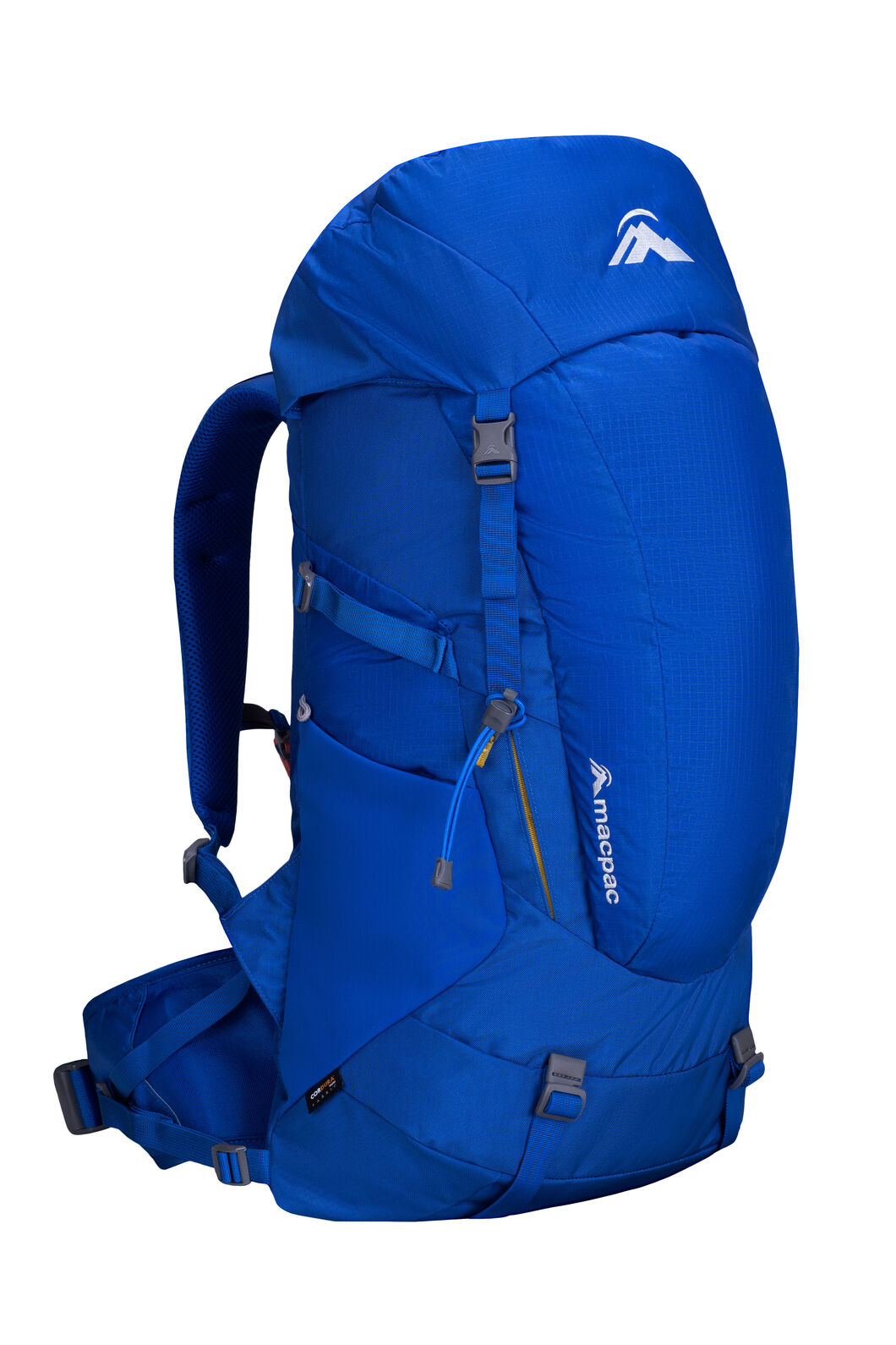 Macpac Torlesse 35L Hiking Backpack, Nautical Blue, hi-res