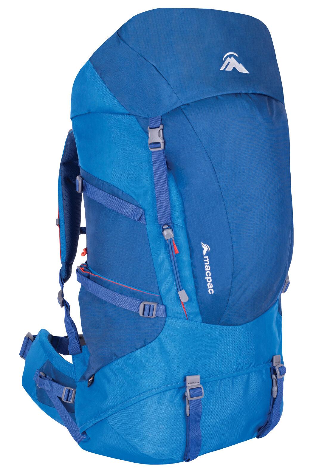Macpac Torlesse 50L Pack V2, Victoria Blue, hi-res