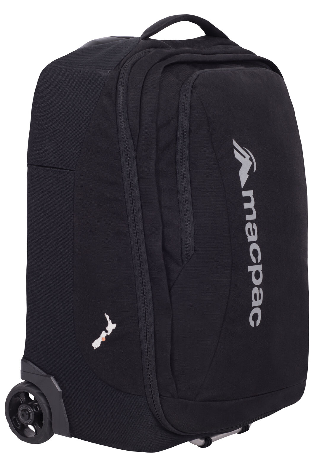 Macpac Global 35L Travel Bag, Black, hi-res