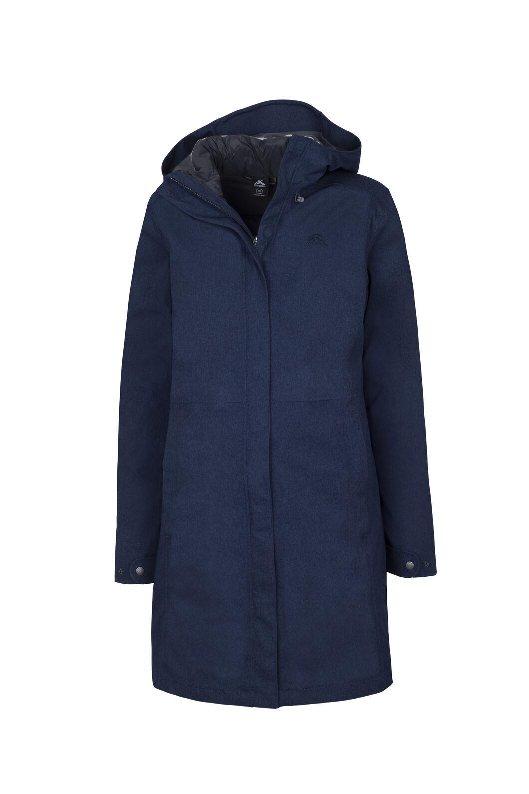 Macpac Element Three-In-One Coat - Women's, Black Iris, hi-res