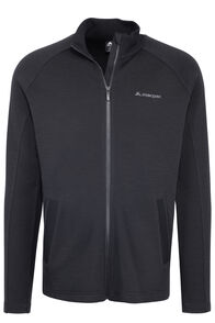 Macpac Tennyson 320 Merino Jacket — Men's, Black, hi-res